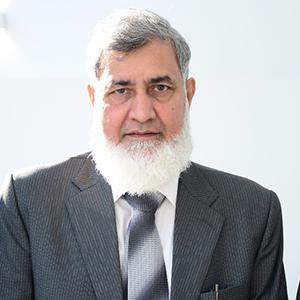 Prof. Dr Khalid Mehmood Waraich (CEO)