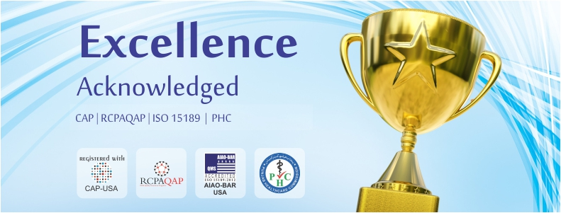 Excellence Acknowledge