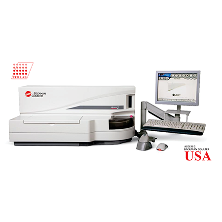 Access II Beckmen Coulter USA