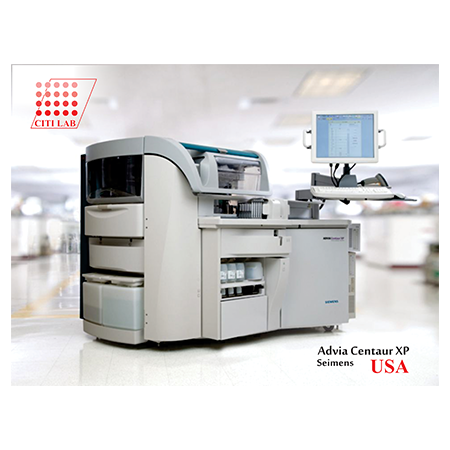 Siemens Advia Centaur XP USA